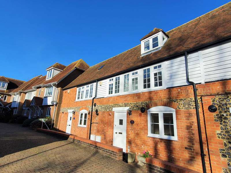 3 Bedrooms Terraced House for sale in Old Bakery Mews, Boughton-under-Blean