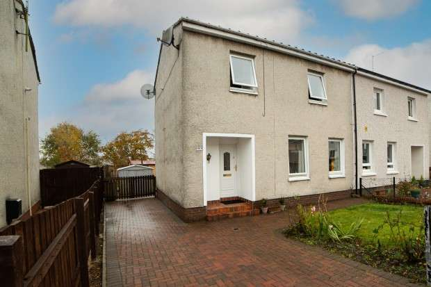 3 Bedrooms Semi Detached House for sale in Cairnhill Circus, Crookston, G52