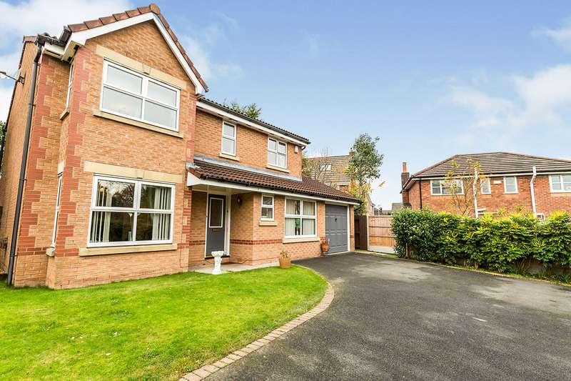 4 Bedrooms Detached House for sale in Brindle Fold, Bamber Bridge, Preston, PR5