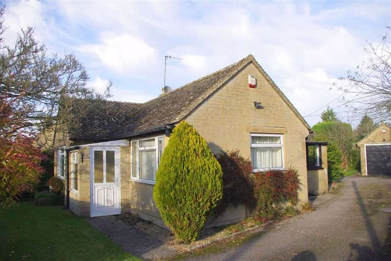 2 Bedrooms Detached Bungalow for sale in Station Road, Bourton-on-the-Water, Gloucestershire