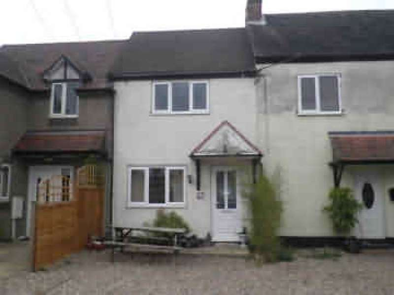 2 Bedrooms Terraced House for rent in The Green, Bonehill