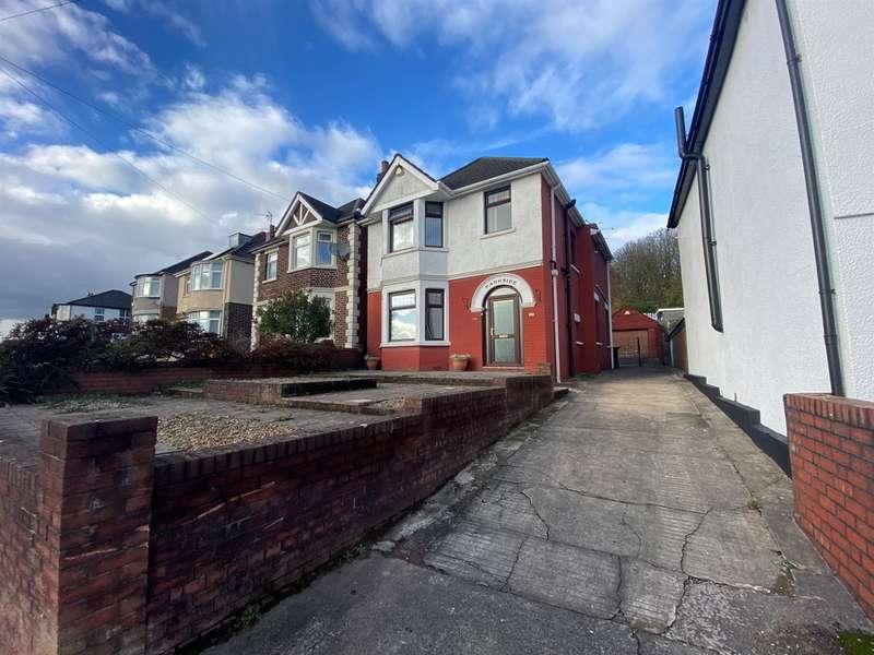 3 Bedrooms Detached House for sale in Chepstow Road, Newport