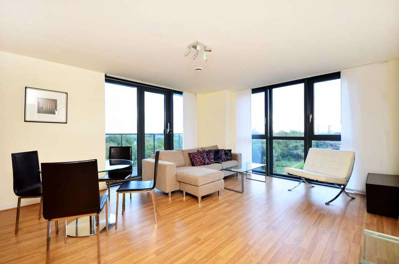 2 Bedrooms Flat for rent in Sky Apartments, Homerton, E9