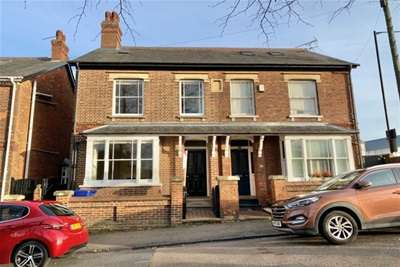 4 Bedrooms House for rent in Nelson Road, Bury St Edmunds, IP33 3AG