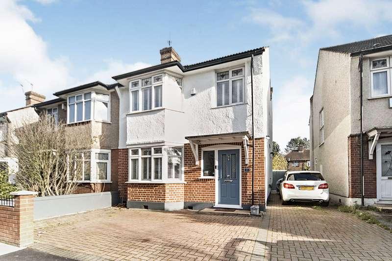 4 Bedrooms Semi Detached House for sale in Verdant Lane, London, SE6