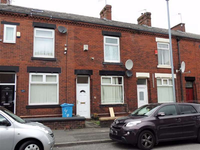 2 Bedrooms Terraced House for sale in Villa Road, Hathershaw, Oldham