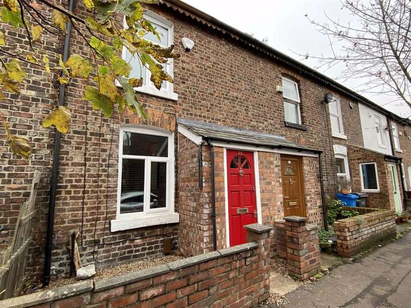 2 Bedrooms Terraced House for rent in Crossland Road, Chorlton Green
