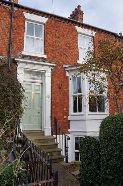 4 Bedrooms Terraced House for sale in Haughton Green, Darlington, County Durham, DL1