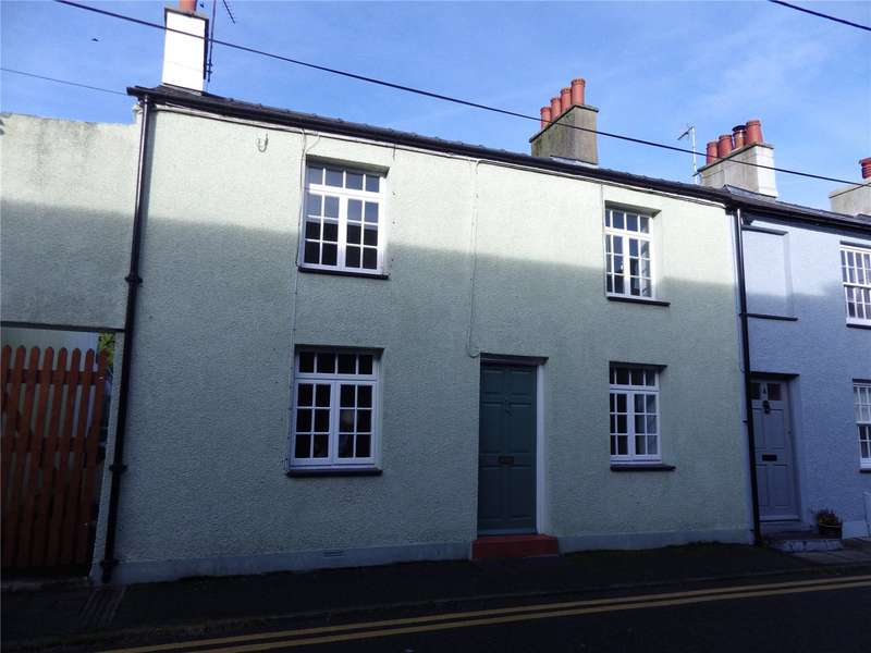 4 Bedrooms End Of Terrace House for rent in Bunkers Hill, Beaumaris, Anglesey, LL58