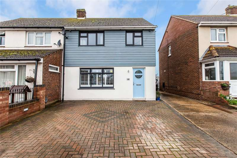 3 Bedrooms Semi Detached House for sale in New Road, Cliffe, Rochester, ME3