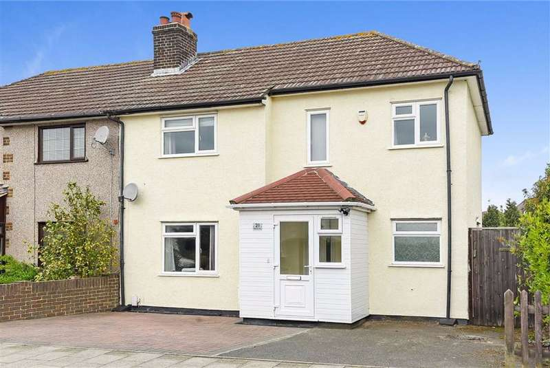 3 Bedrooms Semi Detached House for sale in Holbrook Way, Bromley, Kent