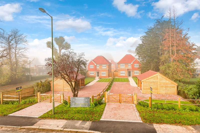 5 Bedrooms Detached House for sale in Dovers Green Road, Reigate, Surrey, RH2