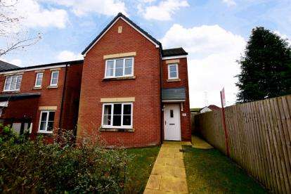 3 Bedrooms Detached House for sale in Brookview Close, Blackburn, Lancashire