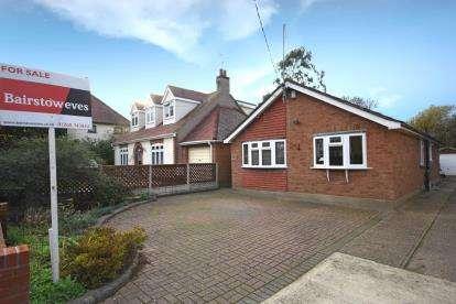 3 Bedrooms Bungalow for sale in Hadleigh, Benfleet, Essex