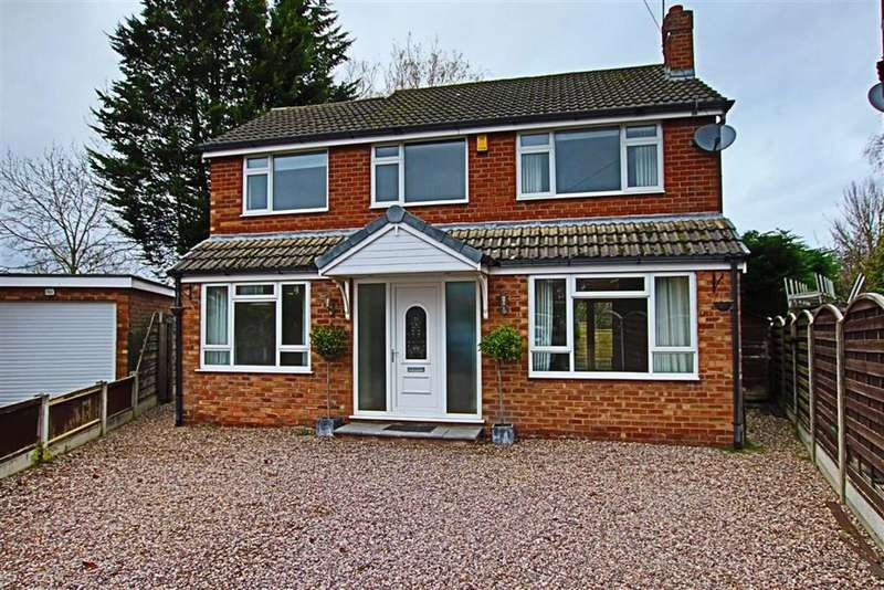 4 Bedrooms Detached House for rent in Orchard Drive, Altrincham, Altrincham