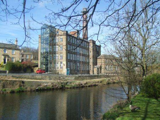 1 Bedroom Apartment Flat for rent in Fearnleys Mill, Fearnley Mill Drive, Colne Bridge, Huddersfield, HD5 0RD