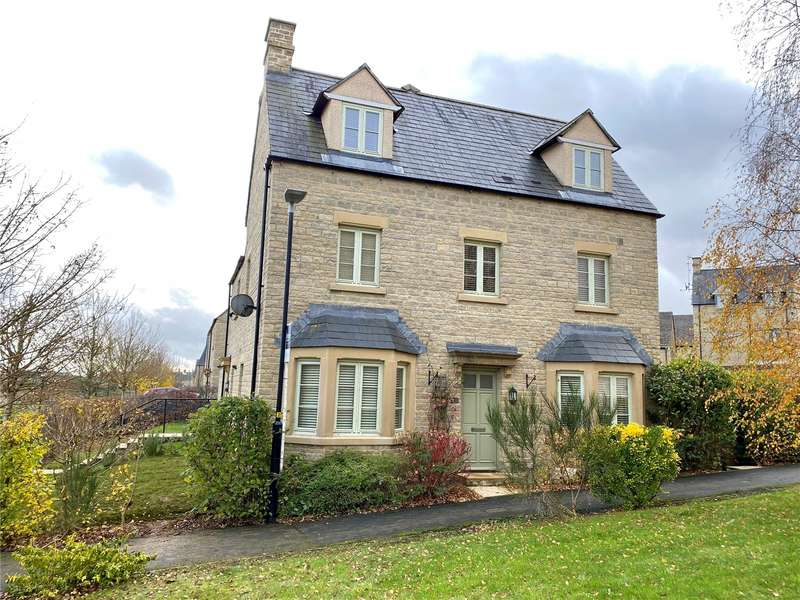 4 Bedrooms Semi Detached House for sale in Forstall Way, Cirencester, GL7