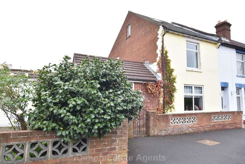 3 Bedrooms End Of Terrace House for sale in Bucklers Road, Gosport