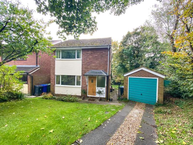 3 Bedrooms Detached House for sale in Priory Close, Newchurch, Rossendale