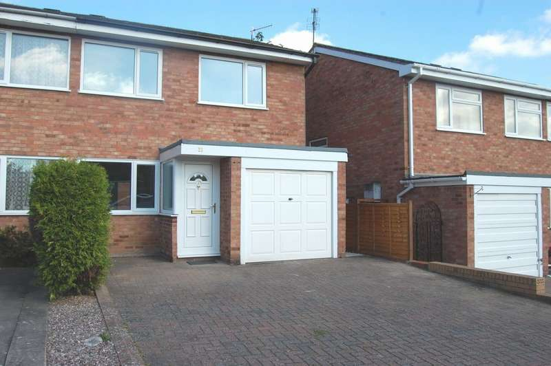 3 Bedrooms Semi Detached House for rent in Albury Road Studley