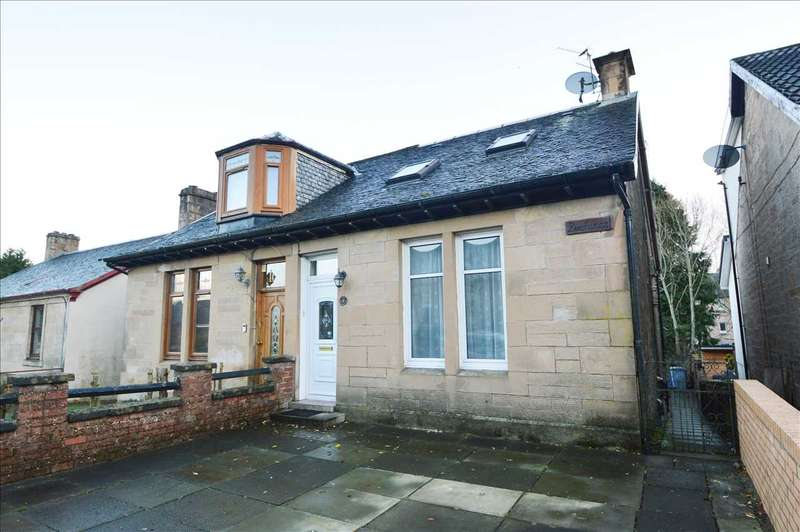 3 Bedrooms Semi Detached House for sale in Lockhart Street, Stonehouse
