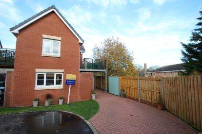 2 Bedrooms Link Detached House for sale in Spence Court, Westwood