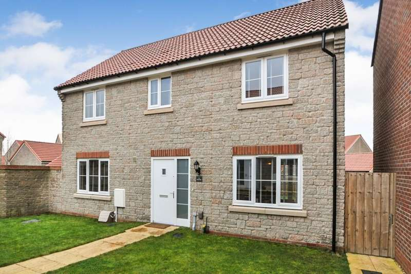 4 Bedrooms Detached House for sale in Daisy Close, Keynsham, Bristol, BS31