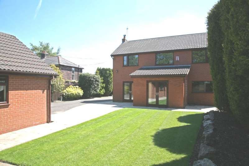 3 Bedrooms Detached House for sale in Mesne Lea Road, Worsley, Manchester, M28 7EU