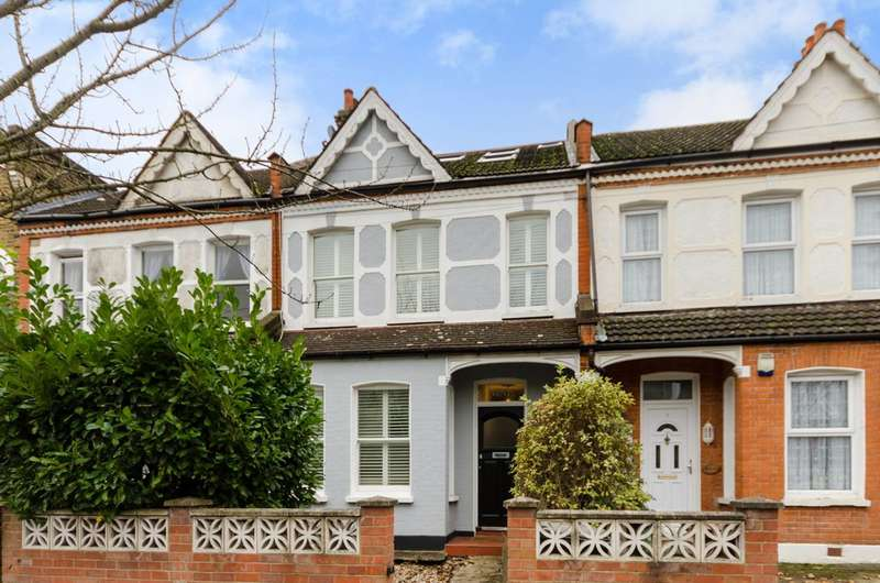 5 Bedrooms House for sale in Tremaine Road, Penge, SE20