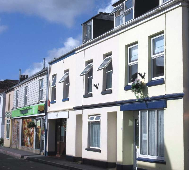 4 Bedrooms Terraced House for sale in Annex / Shop Potential in a Devon Village
