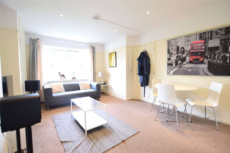 1 Bedroom Apartment Flat for rent in Berkeley Court, Coley Avenue, Reading, Berkshire, RG1