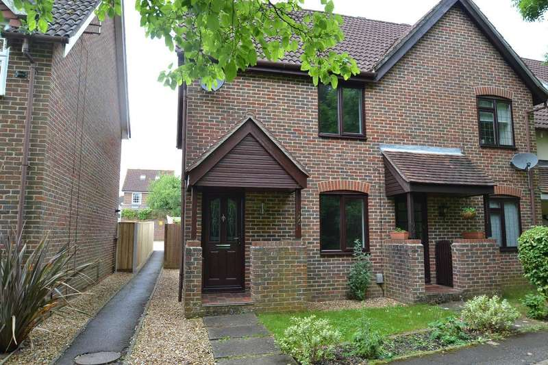 2 Bedrooms Terraced House for rent in Hedge End