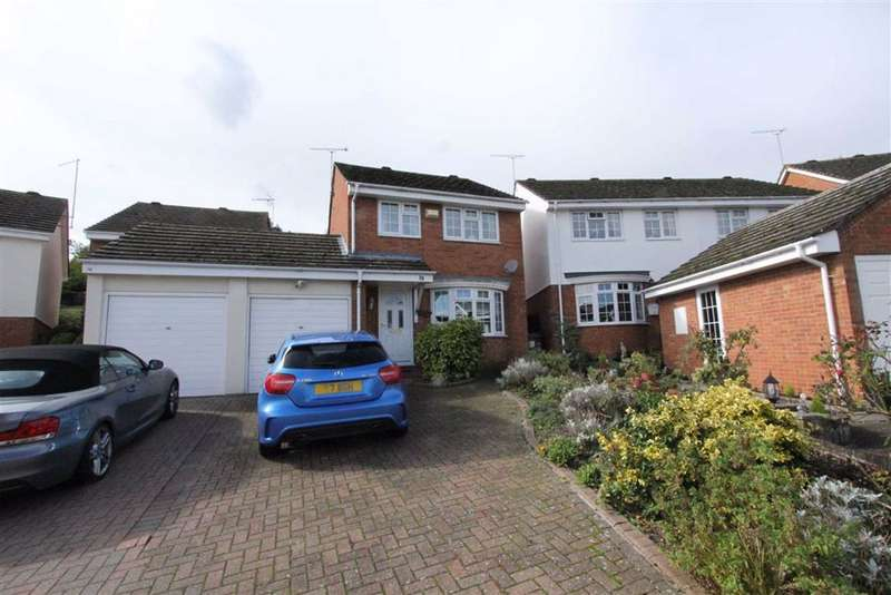3 Bedrooms Link Detached House for sale in Ware