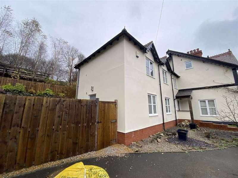 2 Bedrooms Cottage House for rent in Denbigh Road, Nannerch, Flintshire