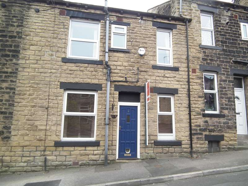 2 Bedrooms Terraced House for rent in Eggleston Street, Leeds, , LS13 1JR