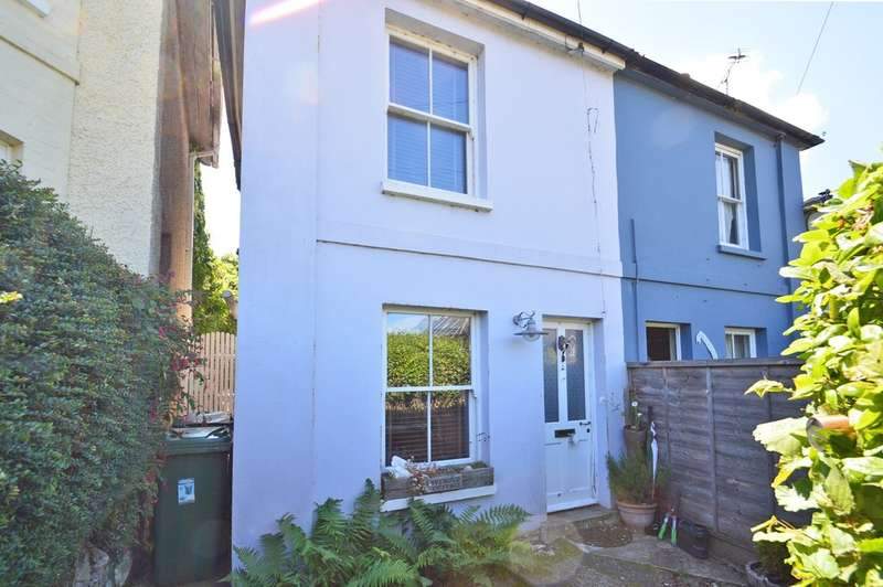 2 Bedrooms Semi Detached House for rent in Kings Road , Bembridge