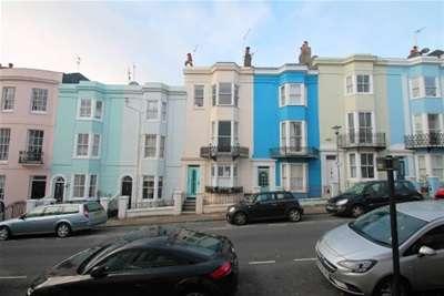 1 Bedroom Flat for rent in Norfolk Road, Brighton, BN1 3AA