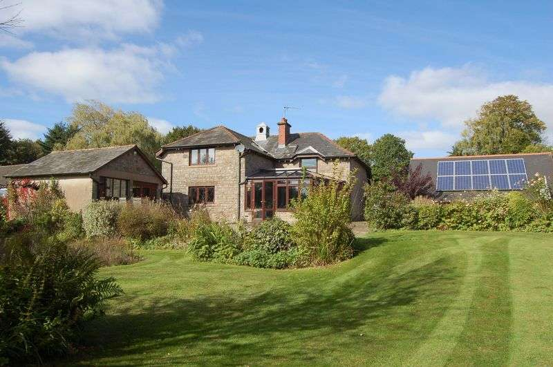 4 Bedrooms Property for sale in The Narth, Monmouth