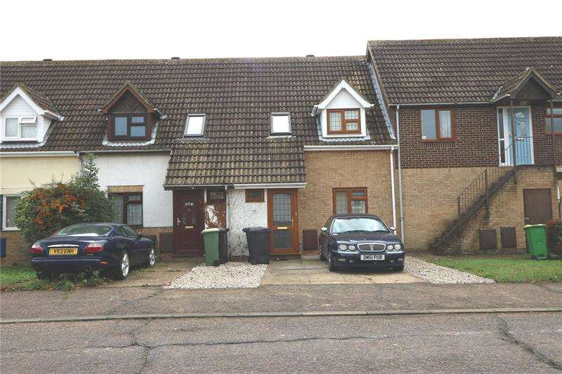 3 Bedrooms Terraced House for rent in Doulton Way, Rochford, Essex, SS4