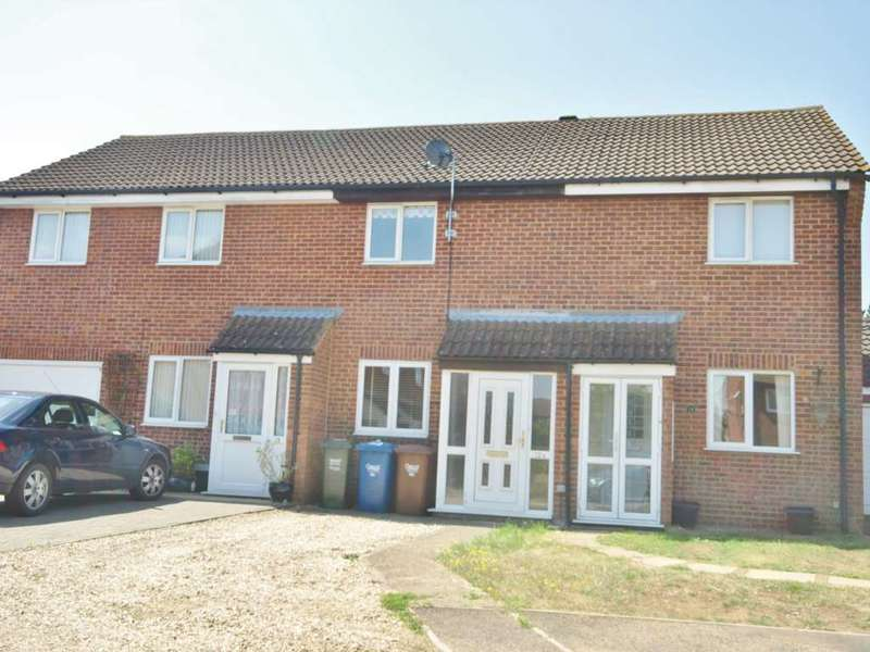 2 Bedrooms Terraced House for rent in Warwick Court, Bicester
