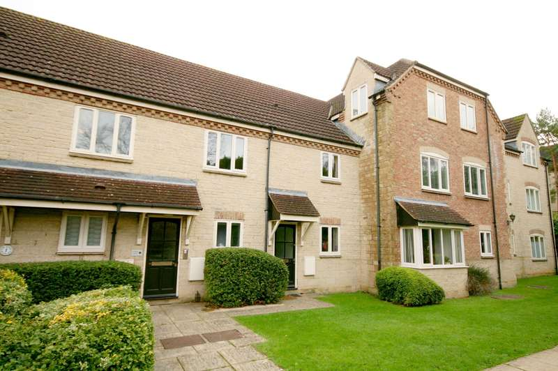1 Bedroom Apartment Flat for rent in Kimber Close, Oxford, OX33