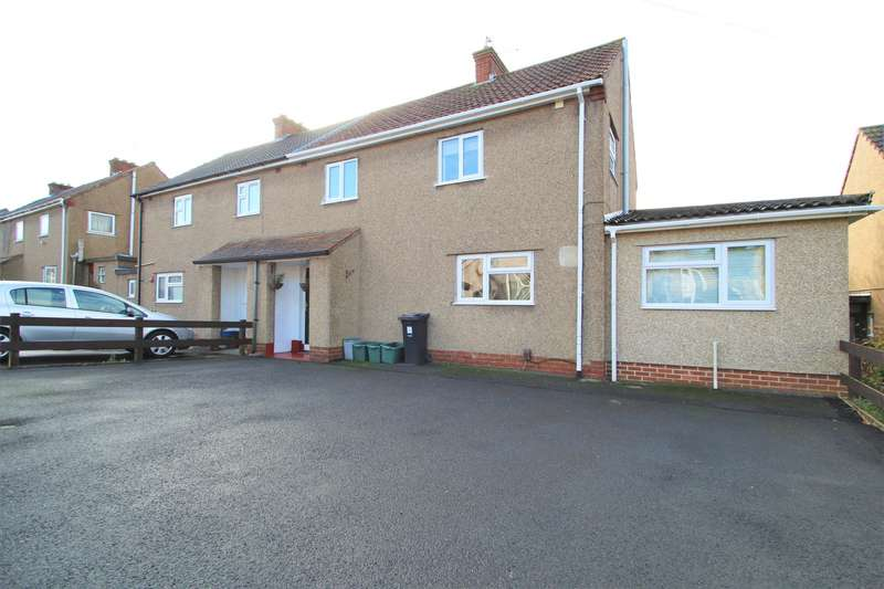 3 Bedrooms Semi Detached House for rent in Westfield Close, BS15