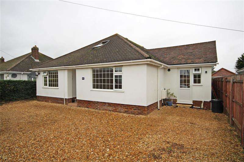 5 Bedrooms Bungalow for sale in Naish Road, Barton on Sea, New Milton, BH25