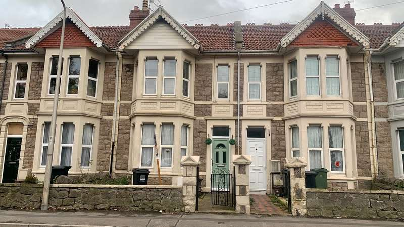 2 Bedrooms Flat for rent in Weston-super-Mare