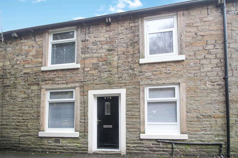 2 Bedrooms End Of Terrace House for sale in Market Street, Whitworth, Rossendale