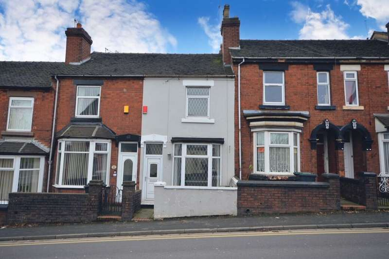 2 Bedrooms Terraced House for rent in Ford Green Road, Stoke-On-Trent, ST6