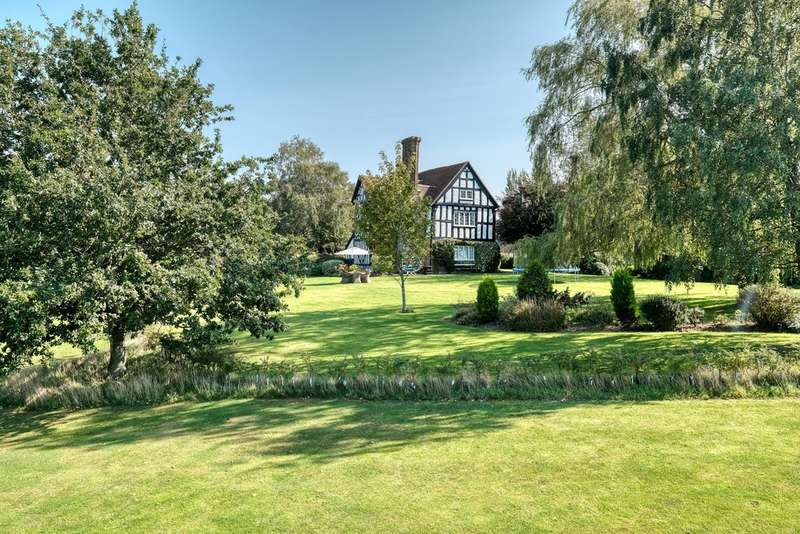 5 Bedrooms Detached House for sale in Tookeys Drive, Astwood Bank, Redditch, B96 6BB