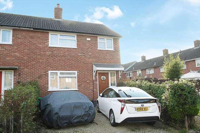 3 Bedrooms Semi Detached House for sale in Pinkerton Road, Basingstoke, Basingstoke