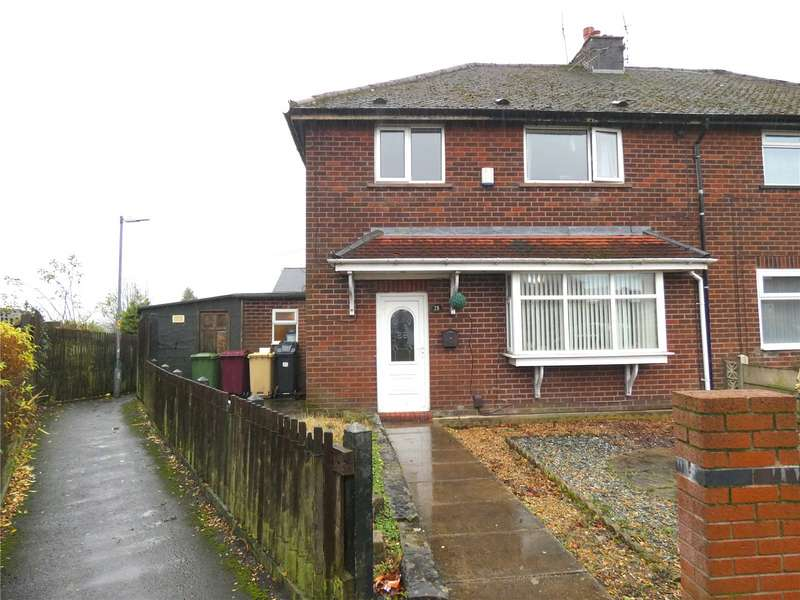 3 Bedrooms Semi Detached House for sale in Masefield Drive, Farnworth, Bolton, Greater Manchester, BL4