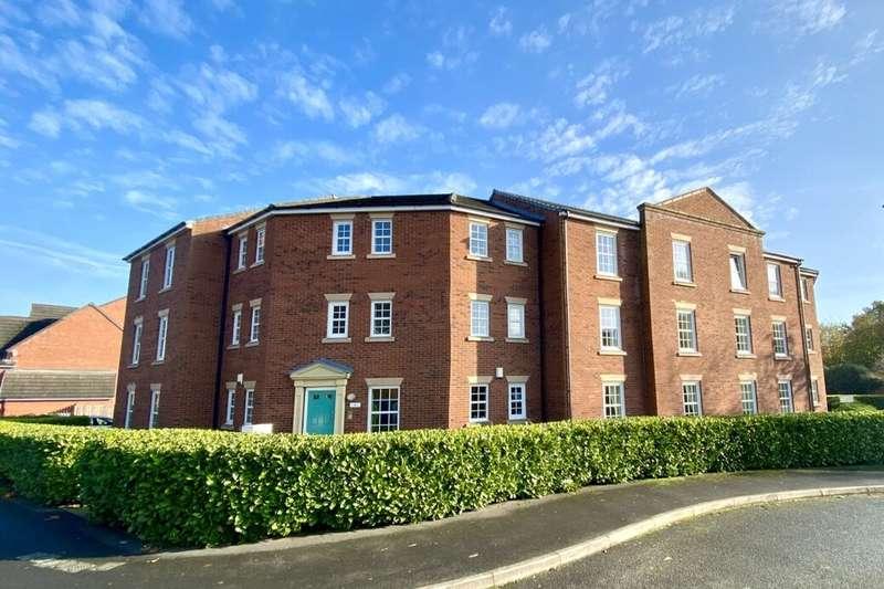 3 Bedrooms Flat for rent in Byron Walk, Nantwich, CW5